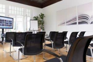 Räume für Schulungen in Leipzig