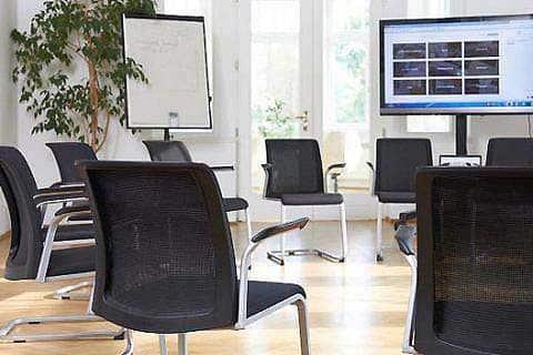 Räume für modernste Seminare in Leipzig