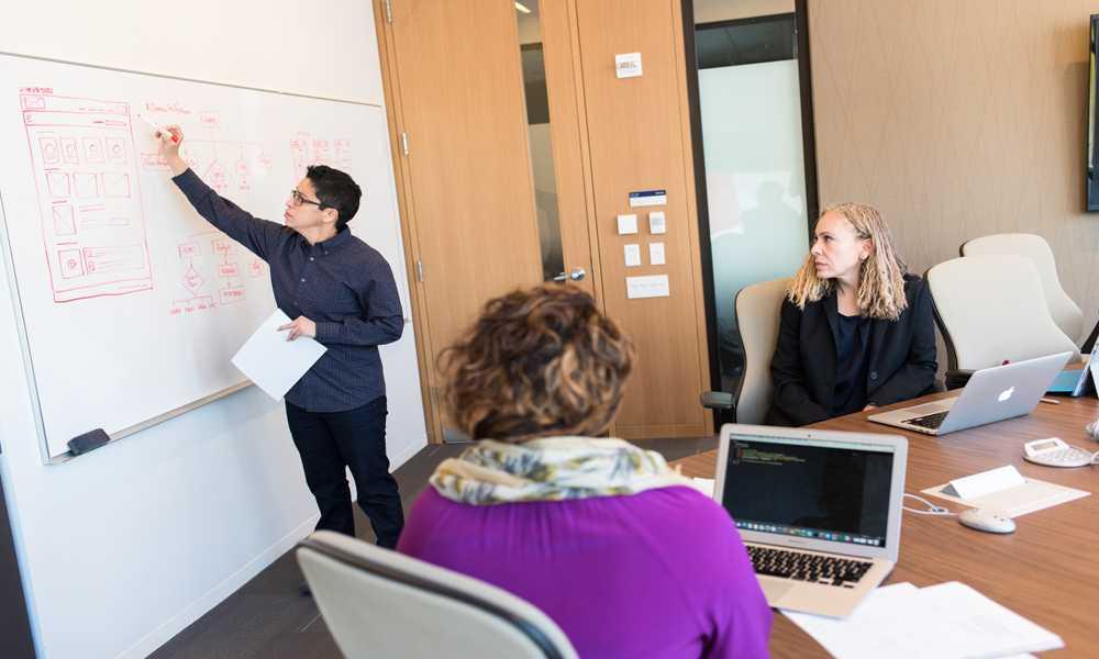 Eine Inhouse-Schulung spart Zeit und Geld und ermöglicht neue Perspektiven für das Unternehmen.